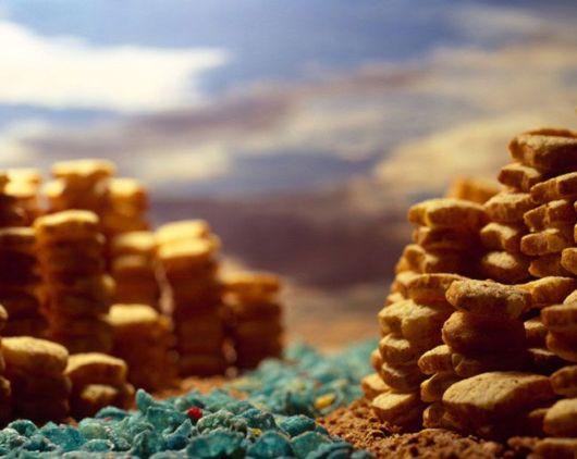 The Secret World of Cereal Landscapes