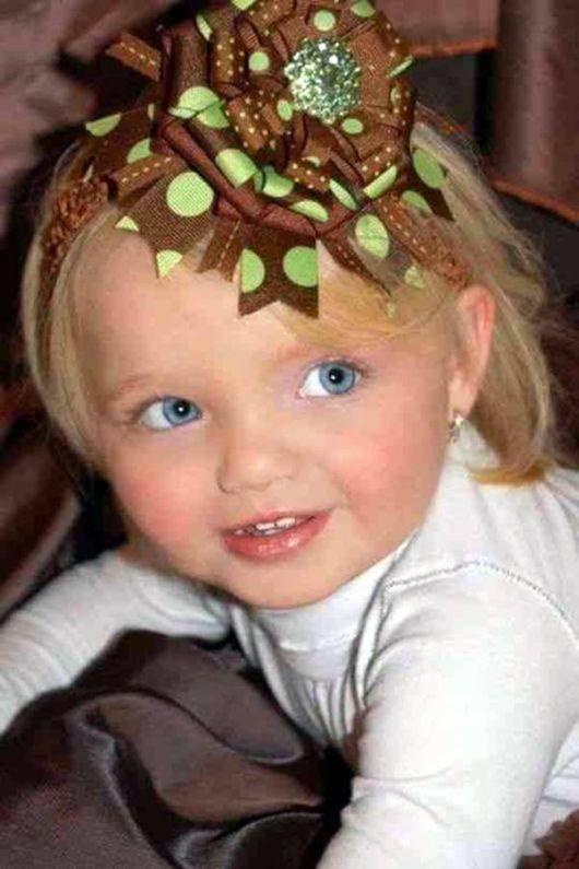 Cute Two Year Model Ira Brown
