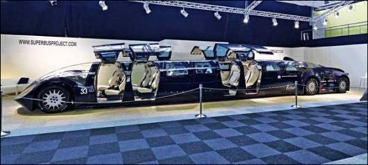 Dutch Engineers Project A Superbus