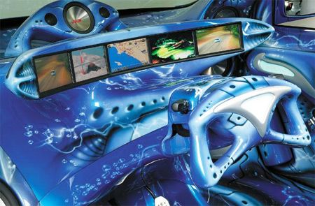 10 Strangest Car Dashboards