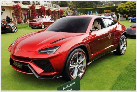 US Super Cars Exhibition