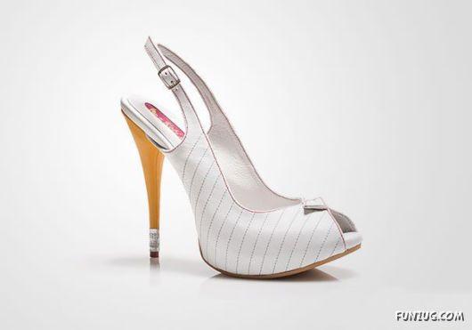 Crazy High Heel Designs