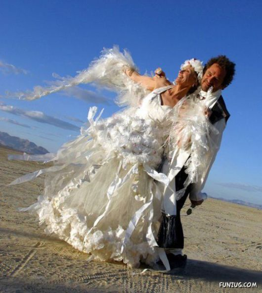 Hilarious Wedding Dresses Funzug