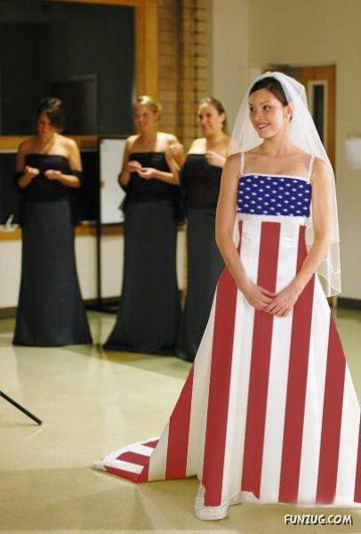 Hilarious Wedding Dresses