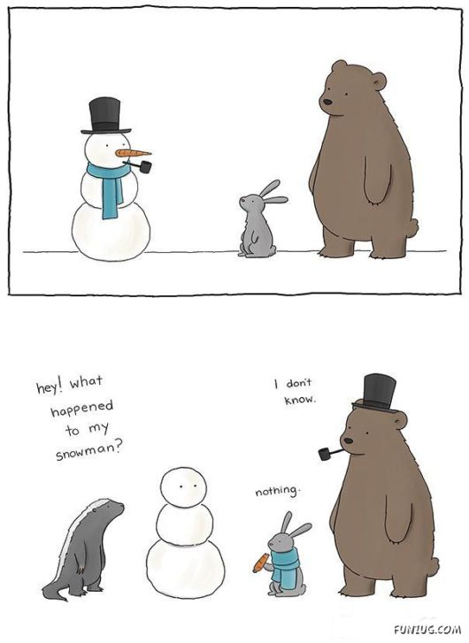 Incredibly Cute Animal Comics