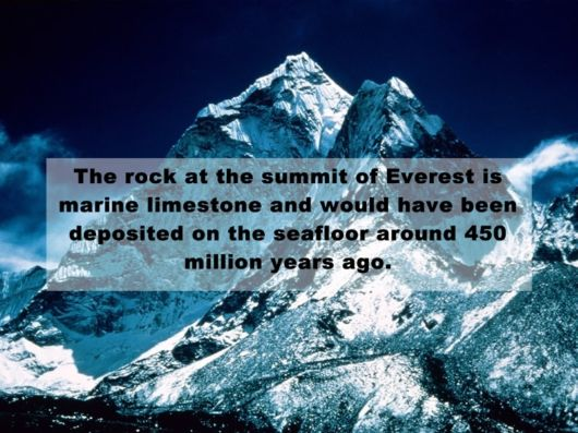 Stunning Facts About Mount Everest