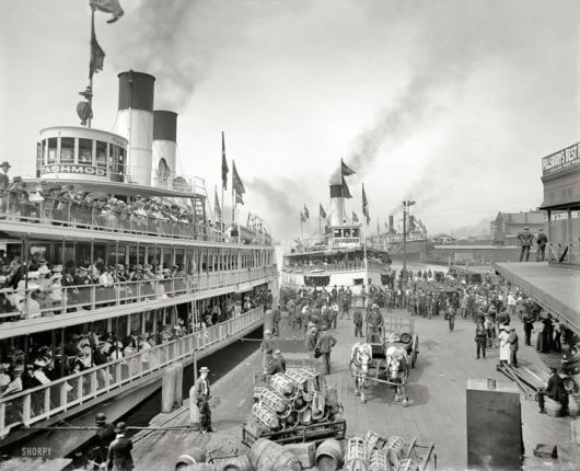 America - 115 Years Ago