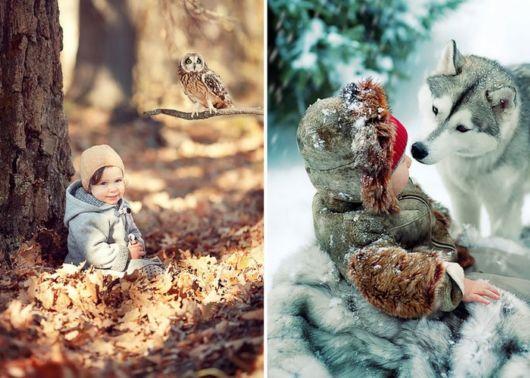 Elena Karneeva Captures Magical Innocence