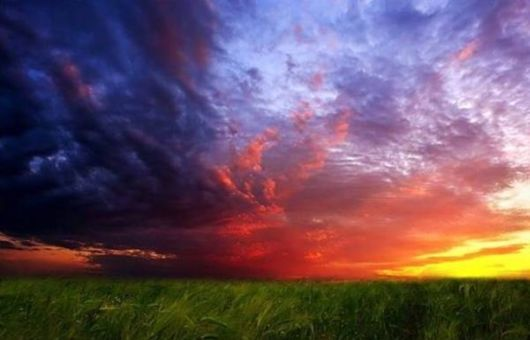 Awesome Natural Artistic Sky