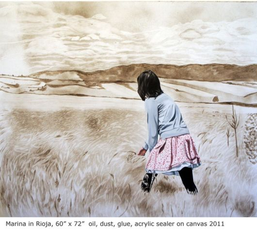 The Incredible Dust Paintings