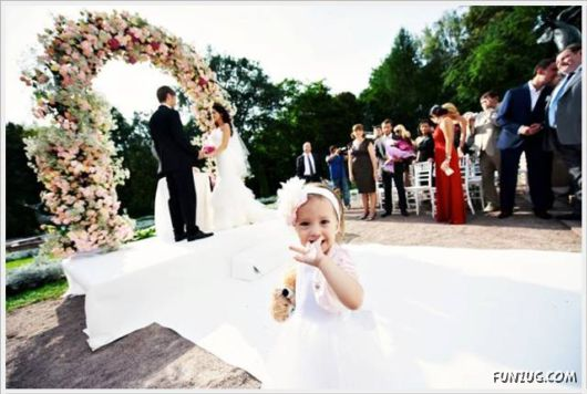 Assorted Beautiful Wedding Photos