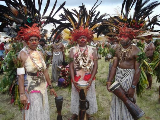 The Independent State Of Papua New Guinea