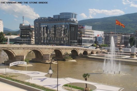 A Trip To Skopje, Macedonia