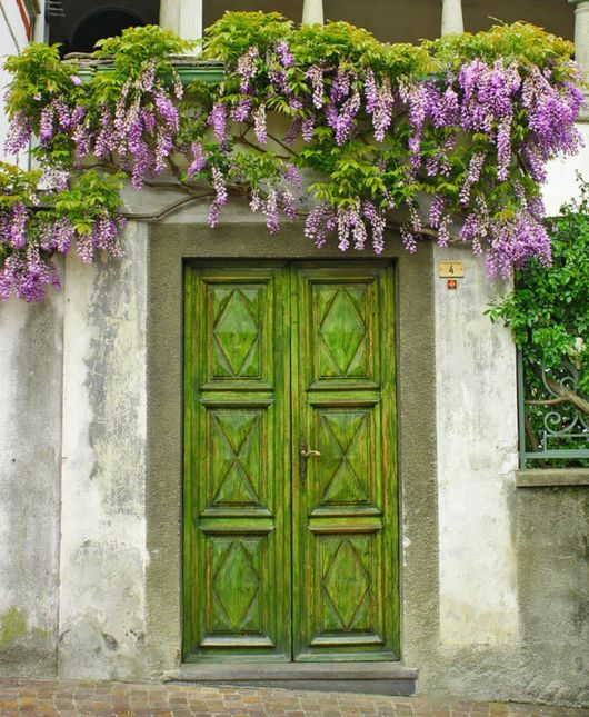 Spectacular Front Doors In The World