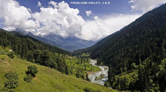 Beautiful Valleys In India