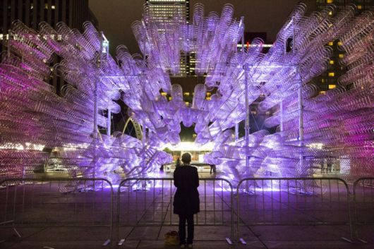 Amazing Forever Bicycles Installation In Toronto