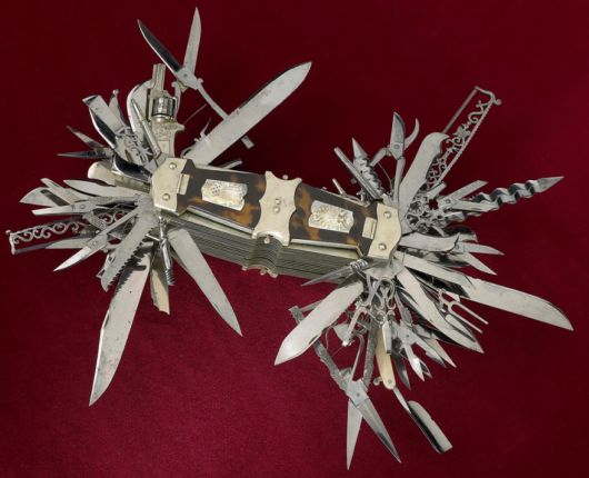 The Mother Of Swiss Army Knives