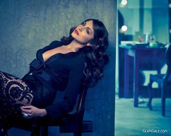 Anushka Sharma Shoots For Harper Baazar
