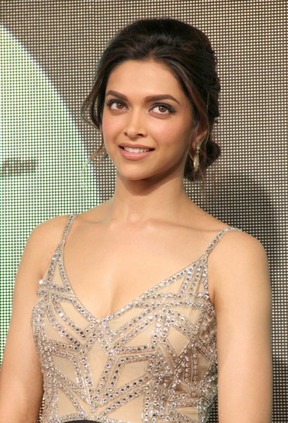 Deepika Padukone Launches Melange Collections