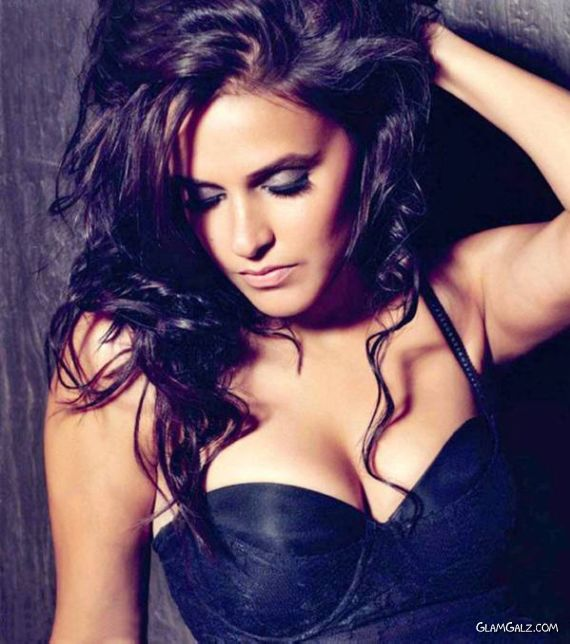 Neha Dhupia Shoots For Maxim Magazine