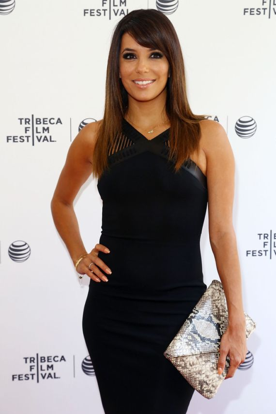 Eva Longoria At Tribeca Talks After The Movie