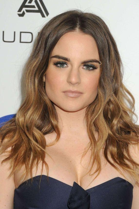 JoJo At Warner Music Group Hosts Annual Grammy 2016