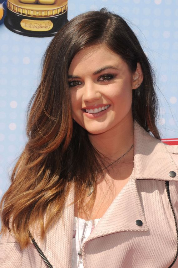 Lucy Hale Attends 2014 Radio Disney Music Awards
