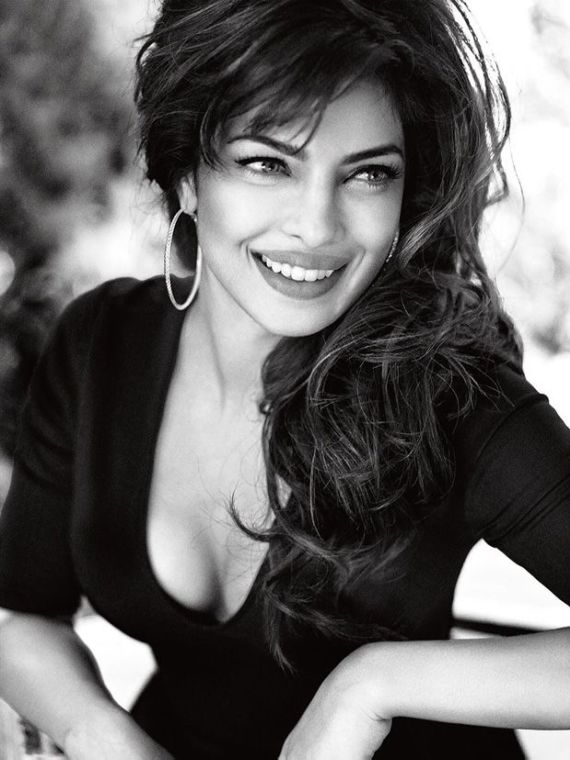 Guess Model Priyanka Chopra Seriously Knows Her DIY Beauty
