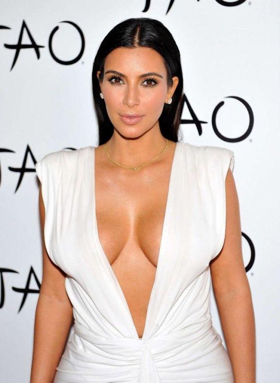Miss Kardashian At Her Birthday Party