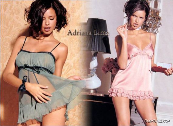 Click to Enlarge - Adriana Lima Best Wallpapers