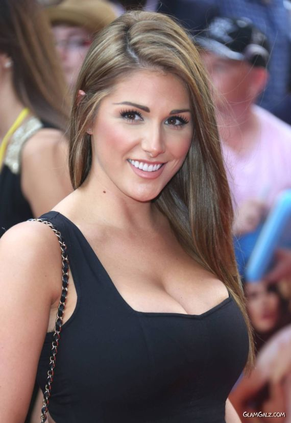 Lucy Pinder At Keith Lemon The Film Premiere