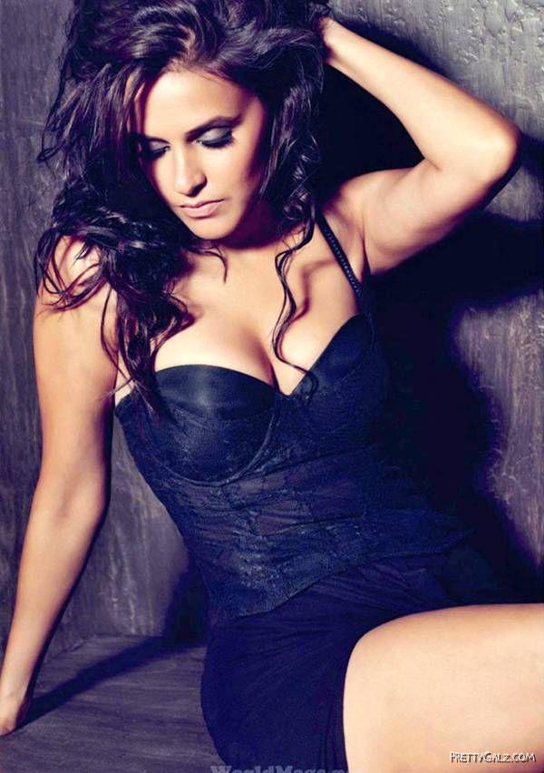 Neha Dhupia Shoots For Maxim Magazine