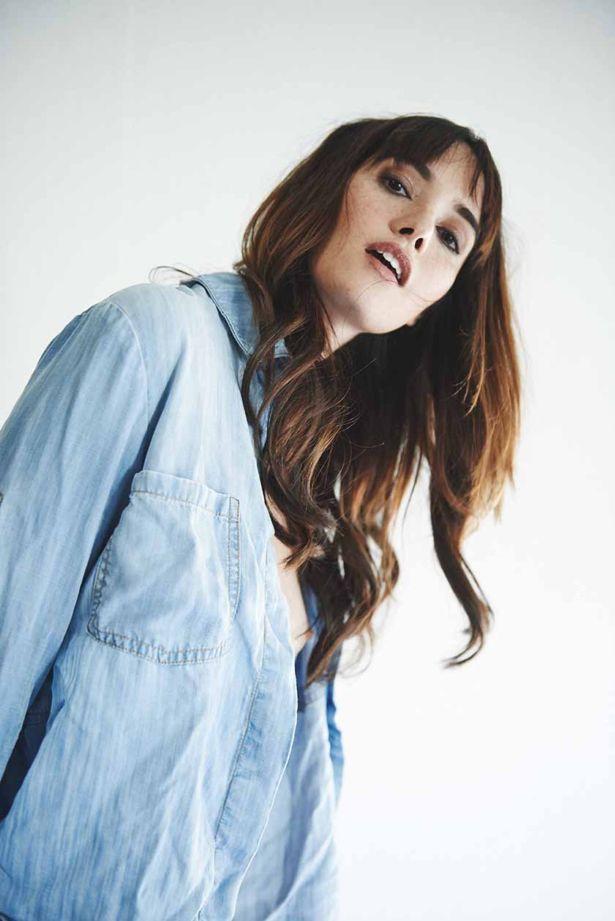 Thailand Actress Sara Malakul Lane