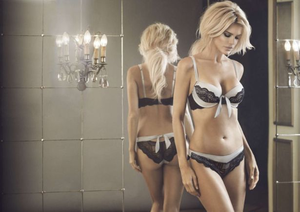 Victoria Silvstedt Shoots For Lindex Autumn Collection