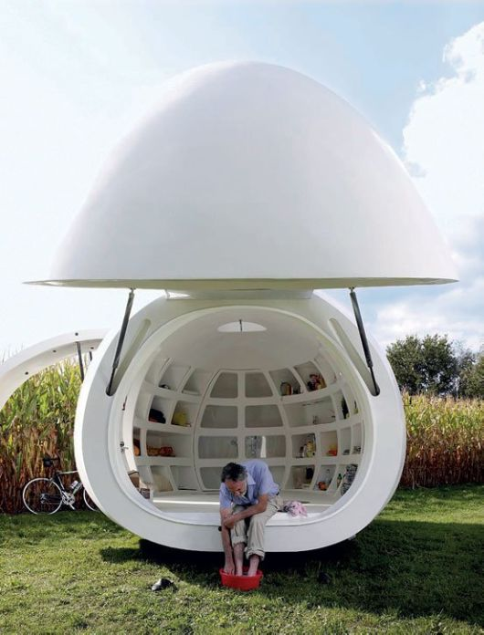 Amazing Nano Sized Houses