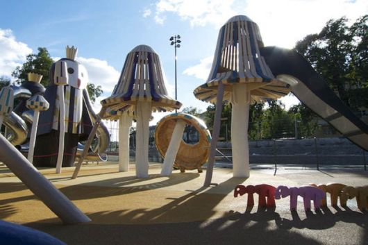 Amazing Monstrum Playgrounds For Children